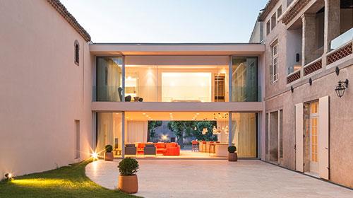 Maison – CRC Architectes