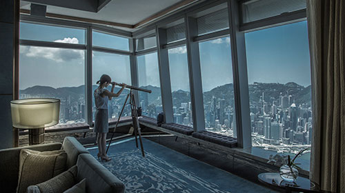 Ritz-Carlton Hong-kong