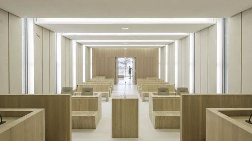 Palais de Justice – Ateliers 234