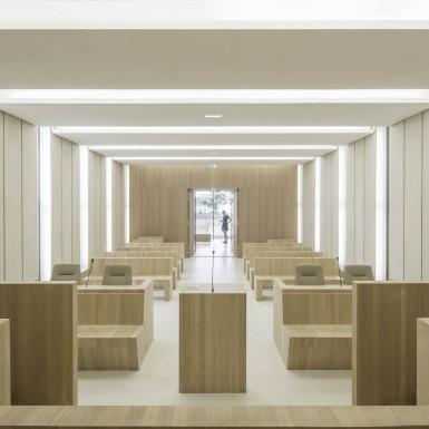 Palais de Justice de Béziers - Atelier 2/3/4