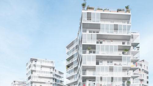 logements – hamonic & masson