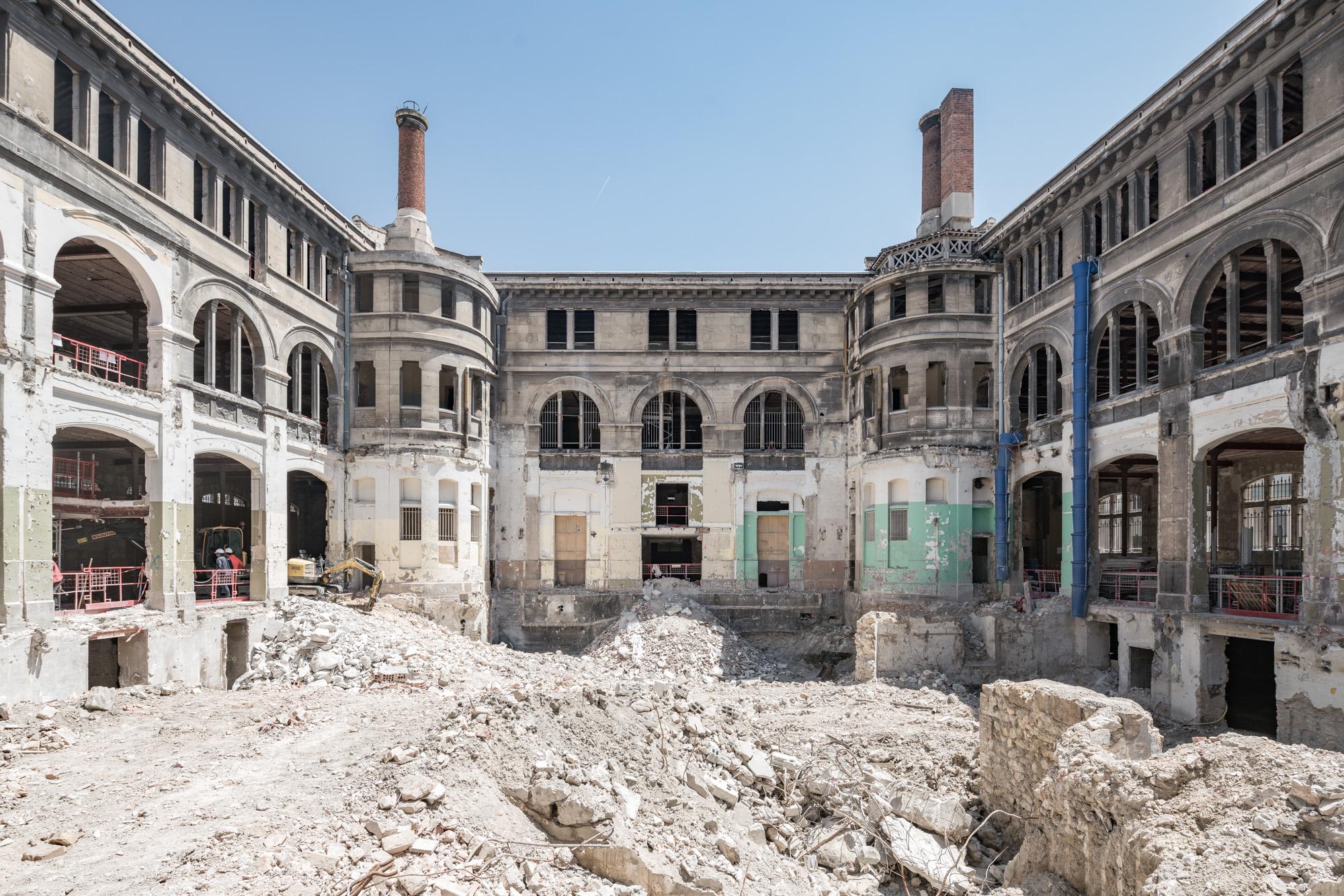 Poste Colbert - Marseille - CARTA & Associés