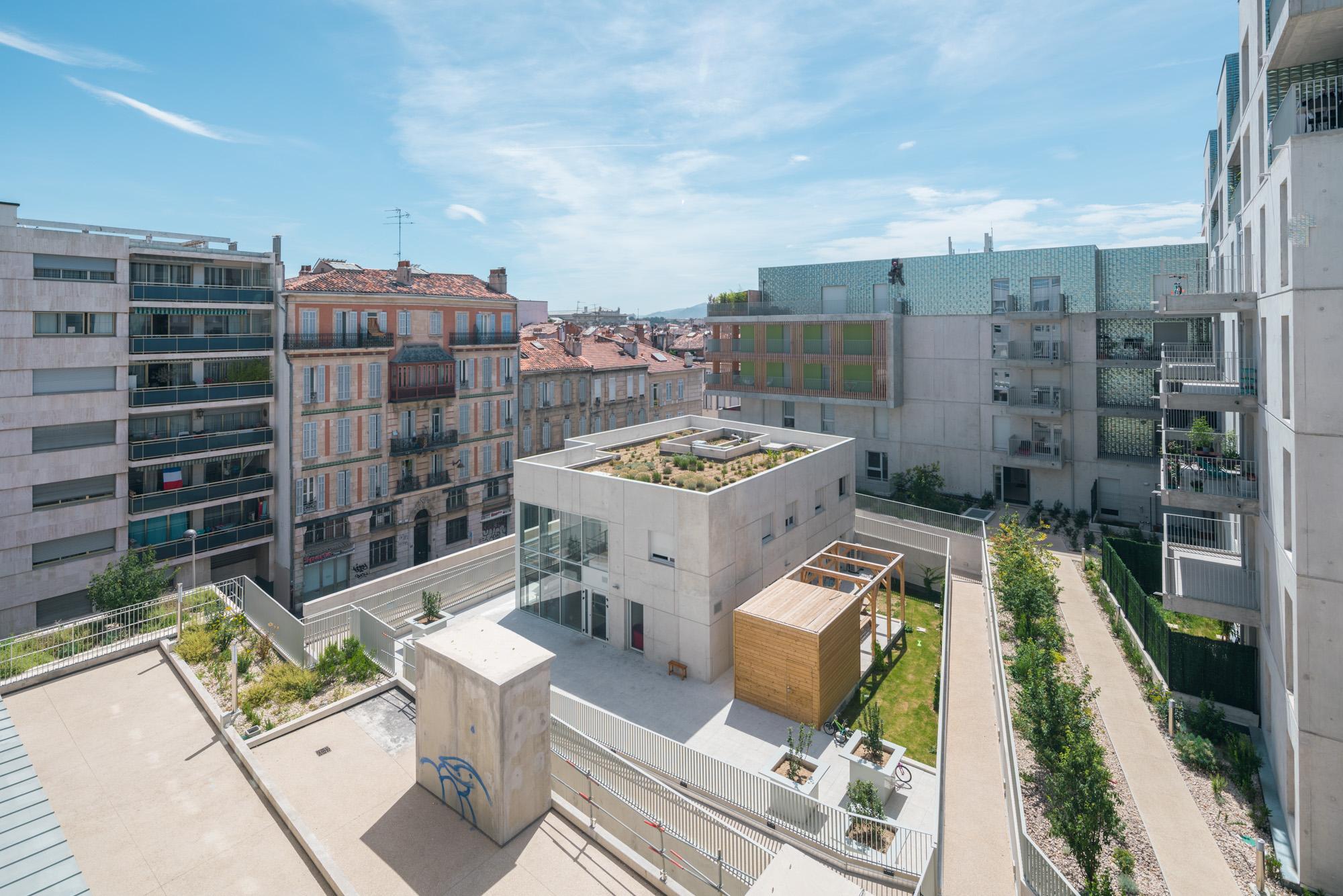 Univ-R Longchamp - Marseille -CARTA & Associés
